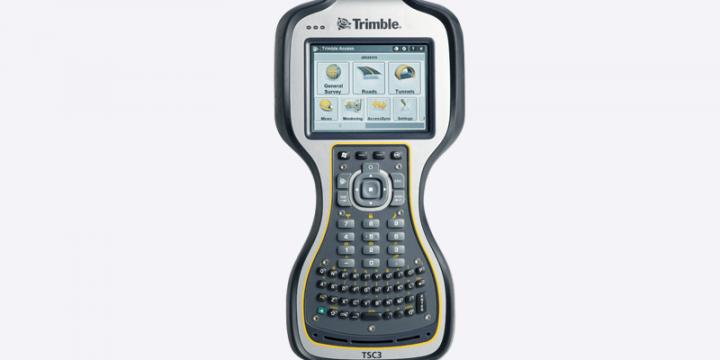 Tirmble TSC3 外业控制器