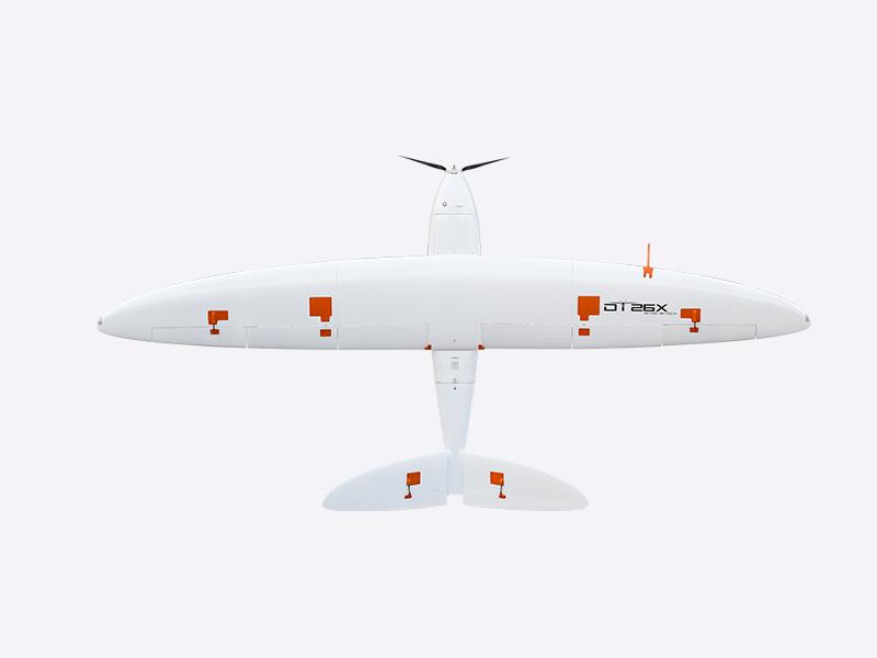 长航时固定翼无人机 DT26X
