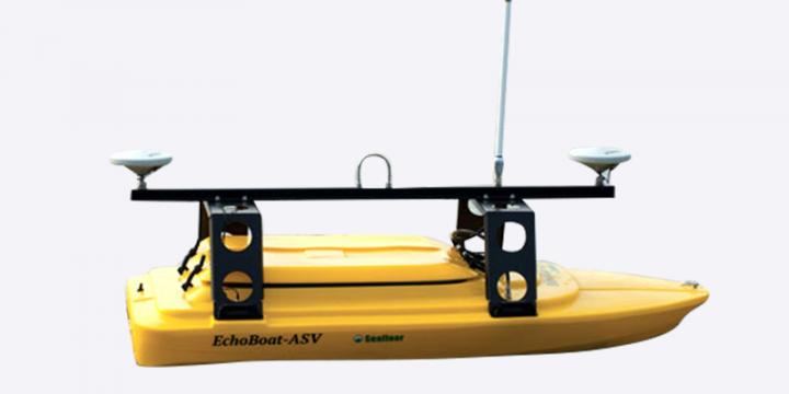 Echoboat多用途大负载遥控测量船