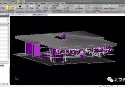BIM应用 从设计模型到施工放样的距离只差1个TBC