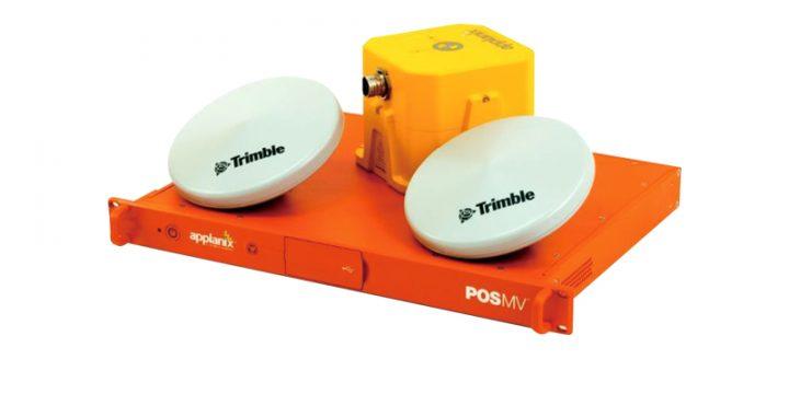 POS MV OceanMaster型惯性导航测量系统