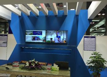 麦格天渱亮相第四届世界3D打印博览会