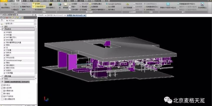 BIM应用|从设计模型到施工放样的距离只差1个TBC