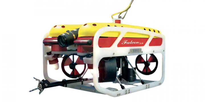 Falcon& Falcon DR水下机器人(ROV)