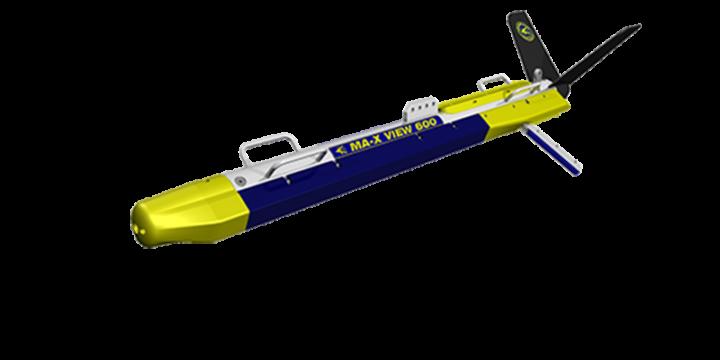Klein MA-X VIEW 600新型侧扫声纳