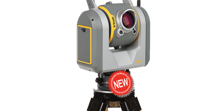 Trimble SX12 影像扫描仪
